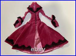 WONDERLAND STROLL dress ONLYfits 16 Tonner Tyler Fashion Dolls QueenofHearts