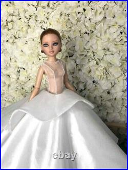 Wedding dress Gown Outfit new for Ellowyne, Tyler, gene BY T. D
