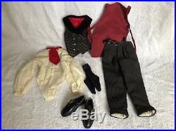 Well Preserved Tonner Mortimer Mort Doll Outfit Evangeline Ghastly LE 350 2011