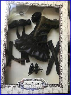 Wilde Imagination Tonner Ellowyne Wilde Seriously Dark outfit Rare! NRFB