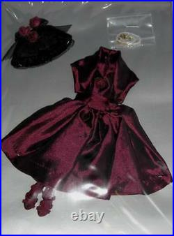 Wine & Roses Tiny Kitty outfit Tonner MIP fit 10 Simone Rouge doll 2014