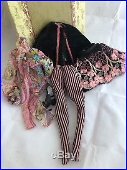 Woeful Romance OUTFIT ONLY Tonner Ellowyne Wilde doll embroidered fashion