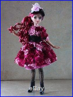 Woefully Romantic COMPLETE OUTFIT Tonner Ellowyne Wilde doll fashion pink