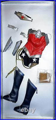 Wonder Woman 52 DC Stars outfit Only Tonner 16 Fit Tyler MIP Diana Prince